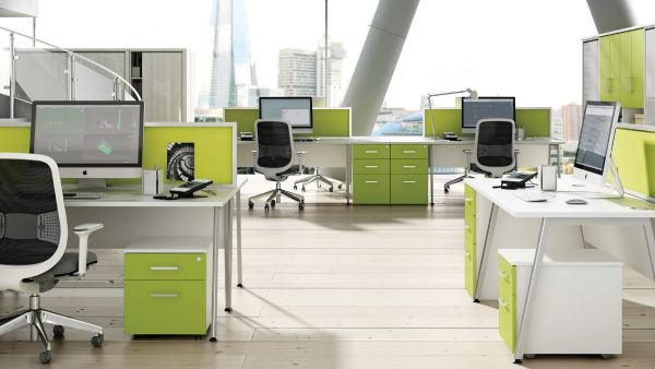 Office Furniture & Interiors